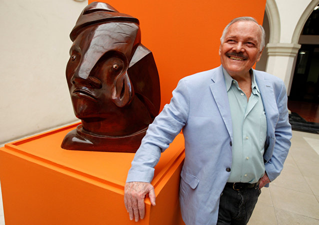 José Luis Cuevas, pintor y escultor rebelde mexicano