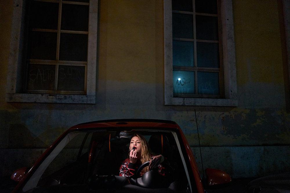 Concurso de fotografía Andréi Stenin: categoría Retrato