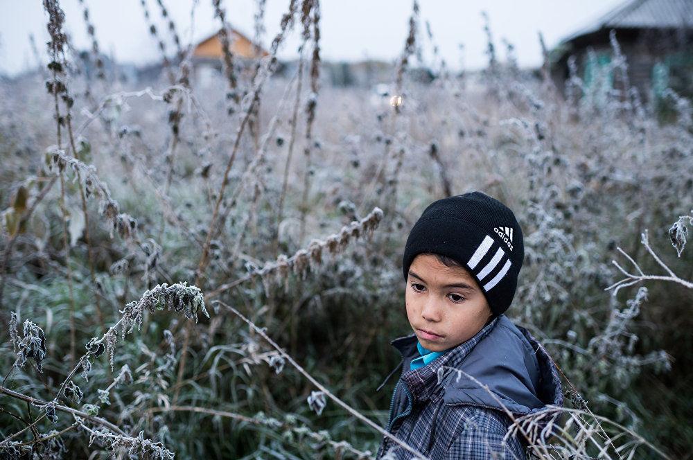 Concurso de fotografía Andréi Stenin: categoría 'Retrato: héroes de nuestro tiempo'