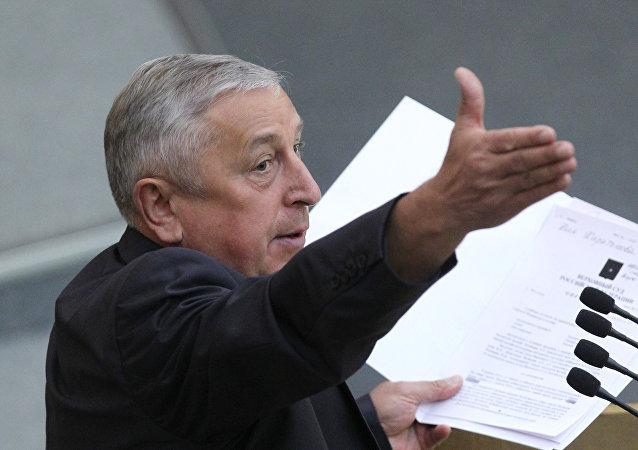 Nikolái Jaritónov, diputado comunista ruso