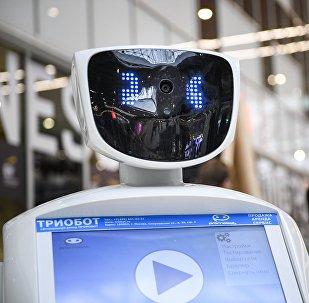 Promobot, robot ruso