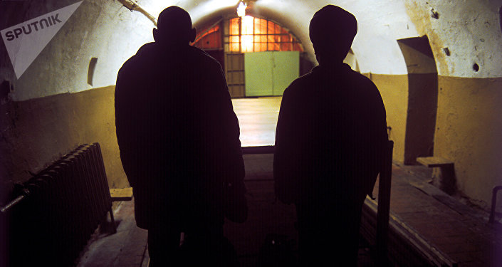 Condenados esperan una pena capital en el cárcel (Archivo)