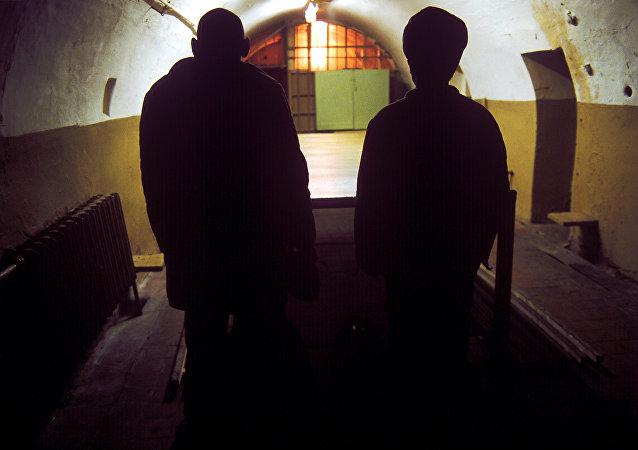 Condenados esperan una pena capital en el cárcel