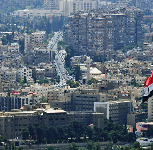 Damasco, la capital de Siria