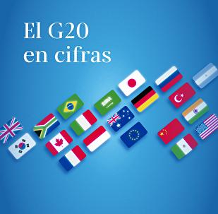 El G20 en cifras