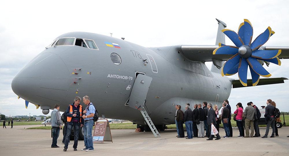 Resultado de imagen para Antonov ruso