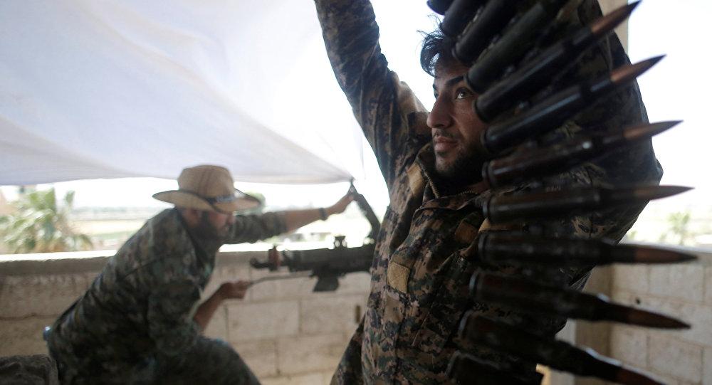 Kurdos sirios