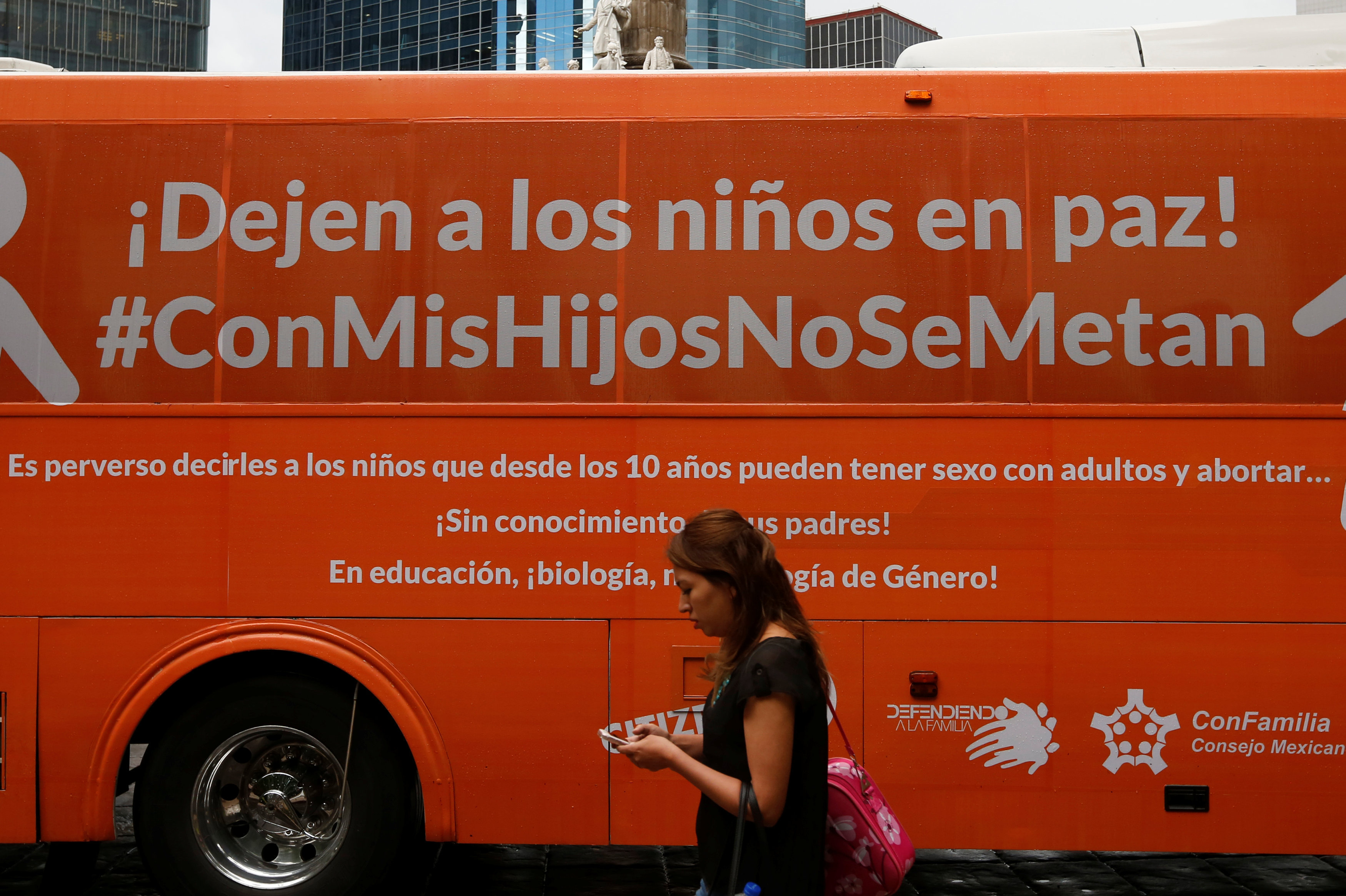 El  bus tranfóbico