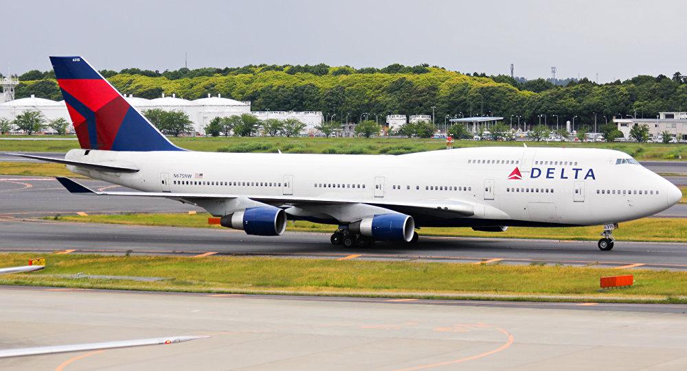 Pasajero agrede a tripulación en vuelo de Delta