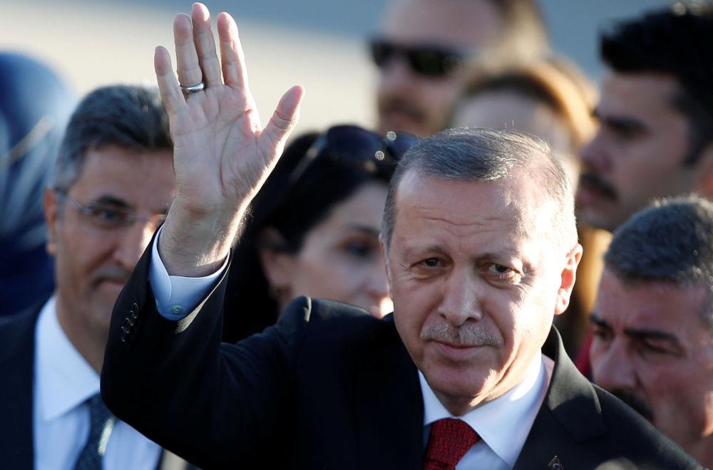 La alfombra roja de la política internacional: los líderes en la cumbre del G20