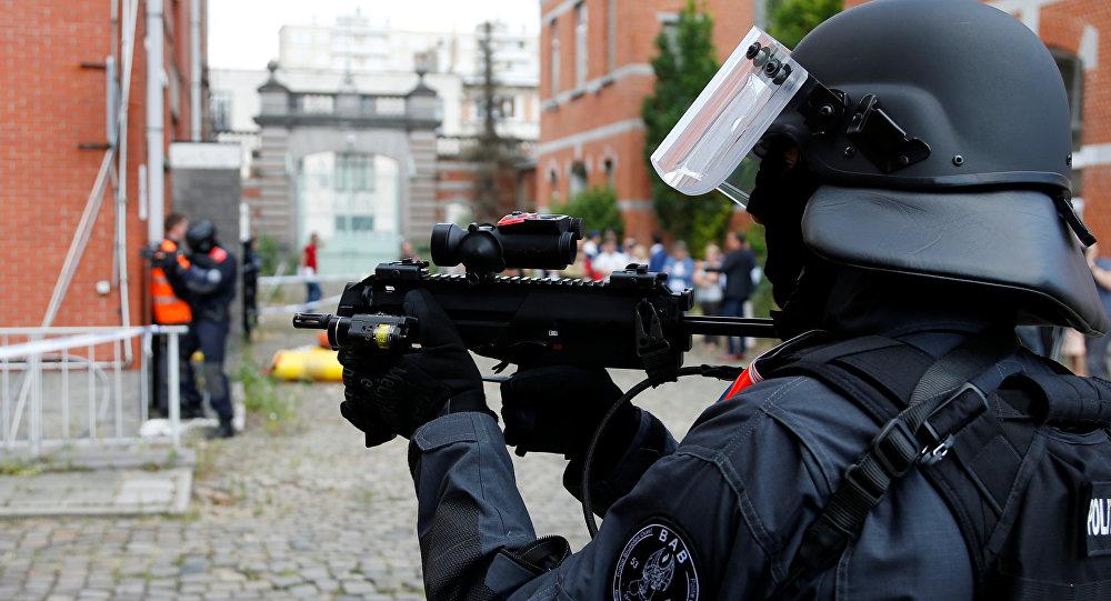 Operación antiterrorista (imagen referencial)