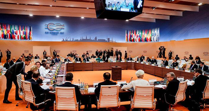La cumbre del G20