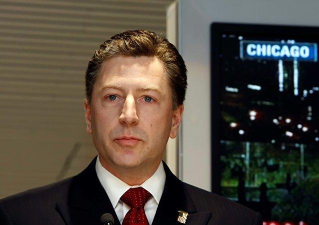 Kurt Volker, representante especial de EEUU en Ucrania,