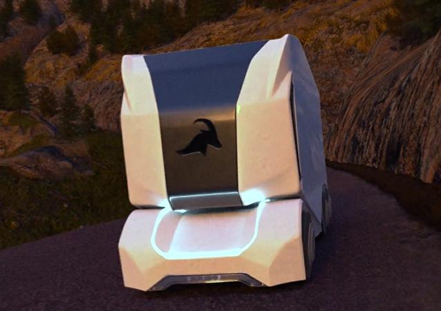 El T-pod, vehículo eléctrico y autónomo