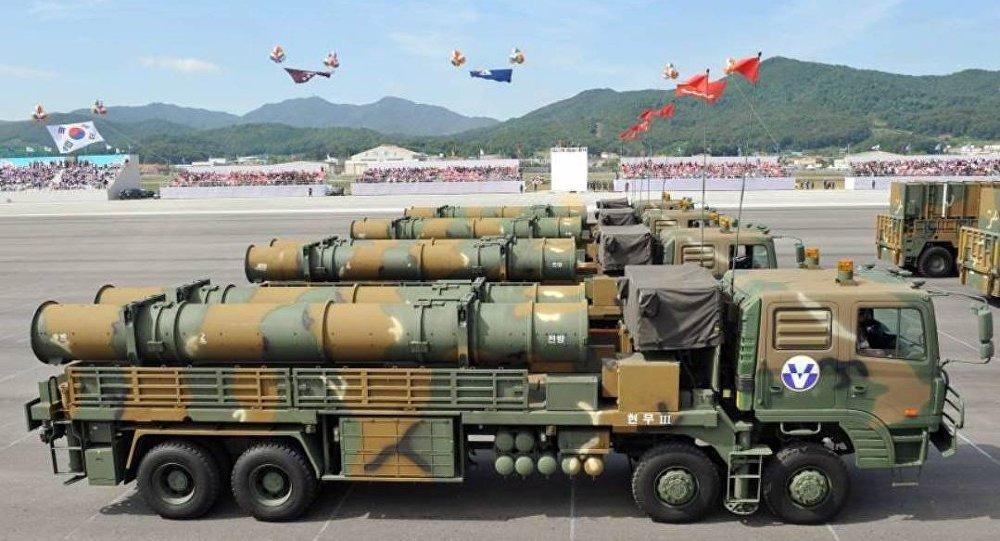 Los misiles de crucero Hyunmu-3