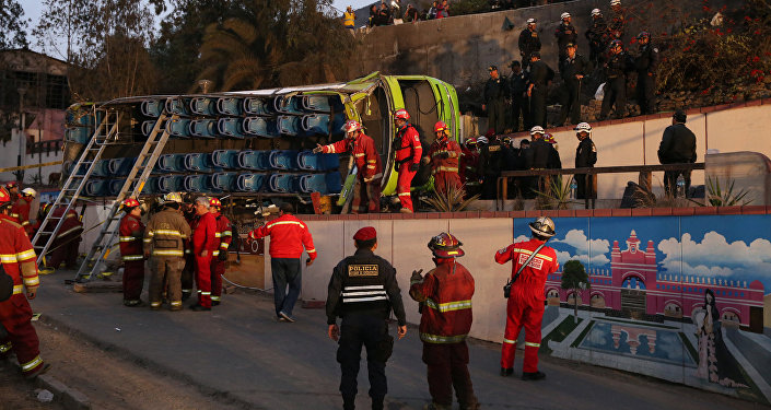 Dos turistas españoles mueren en accidente vial