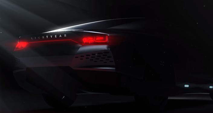El prototipo del Lightyear, coche solar de fabricación holandesa