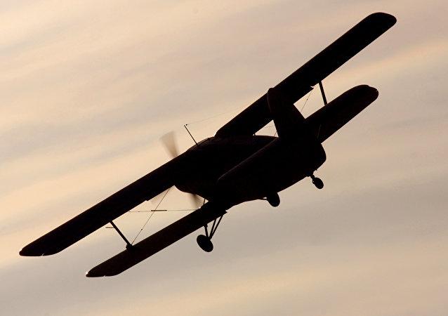 El avión An-2 (archivo)