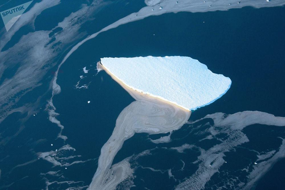 Cómo la Antártida disminuye peligrosamente de tamaño