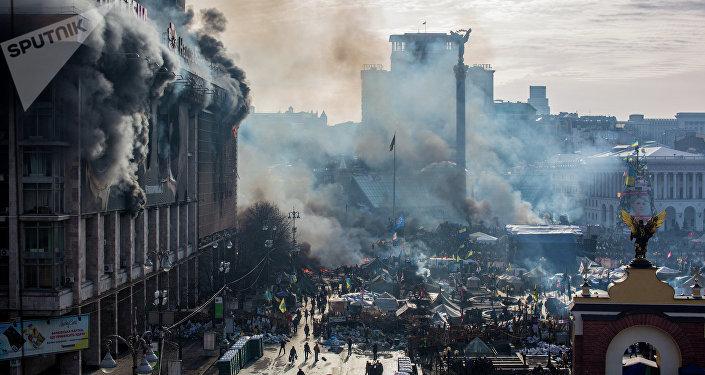 La impunidad reinó durante las protestas del Maidán 2014, según Amnistía Internacional