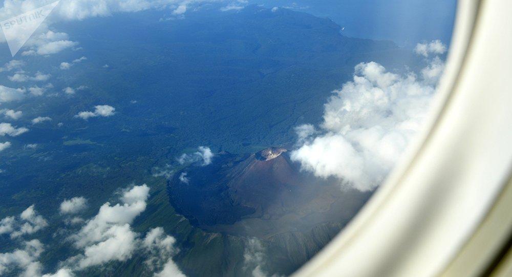 Una de las islas Kuriles (archivo)