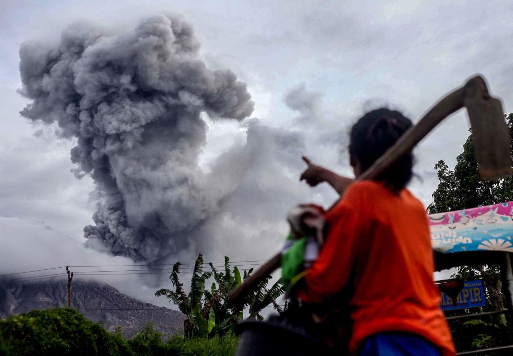 Catástrofes naturales, bailarinas y armas: las fotos más impactantes de la semana