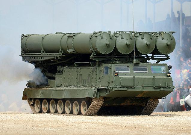 Sistema antiaéreo ruso S-300