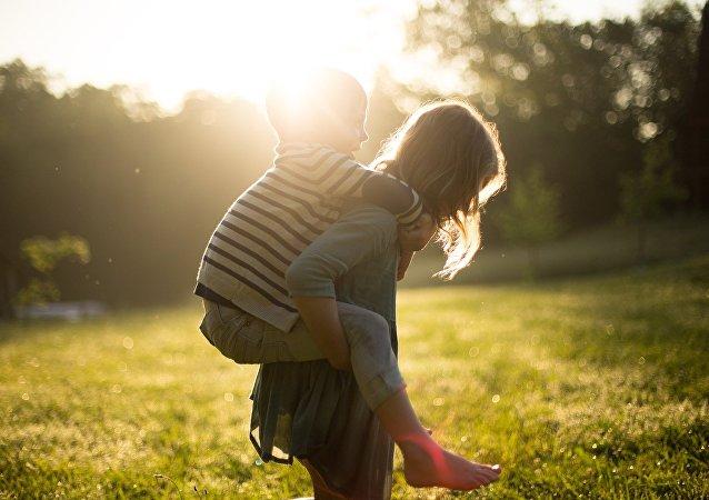 Niños (imagen referencial)