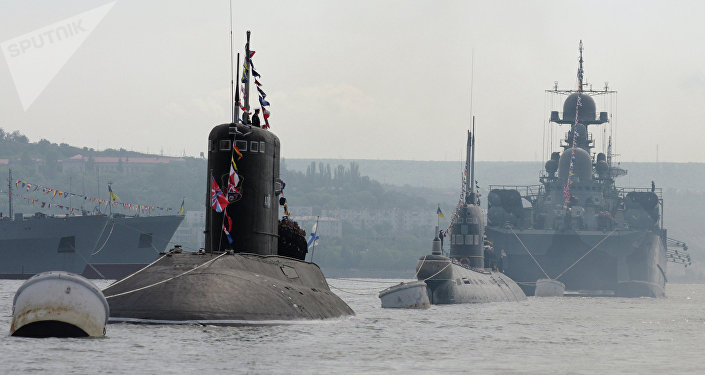 Flota del Mar Negro de Rusia