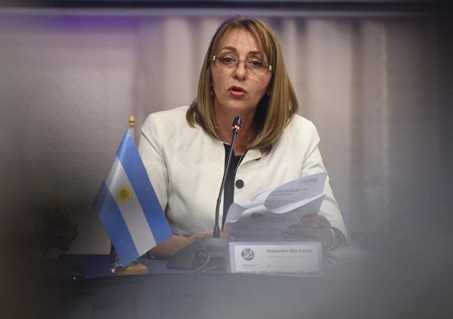 Alejandra Gils Carbó, la procuradora general argentina