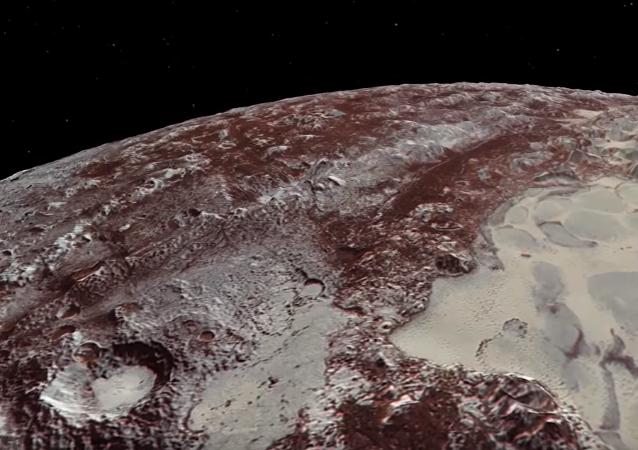 Un espectacular vídeo de la NASA te lleva a la superficie de Plutón