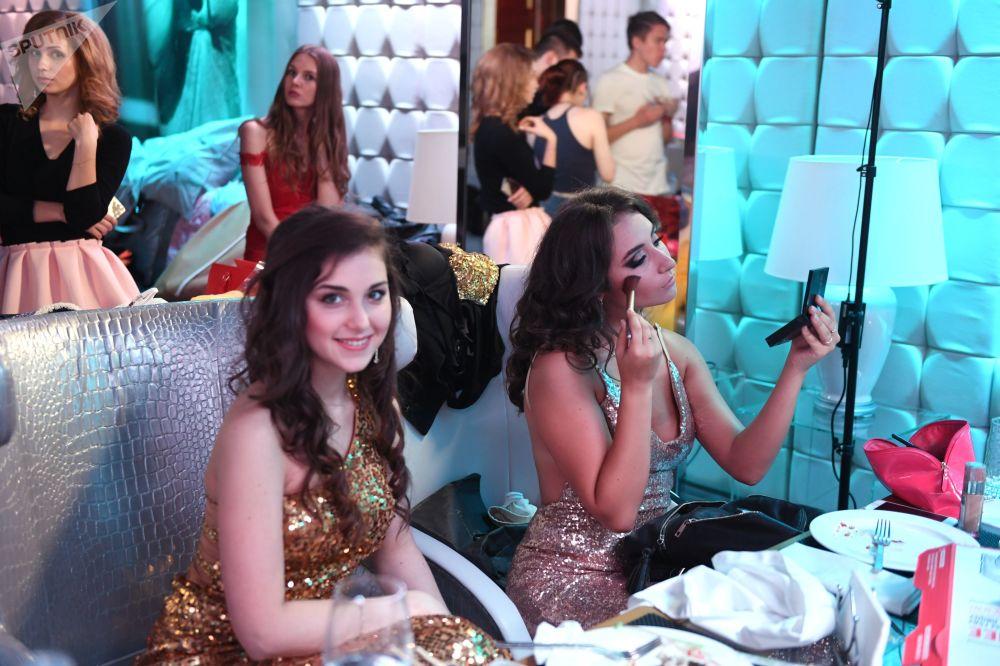 Las chicas de Miss Moscú 2017 deslumbran con su talento
