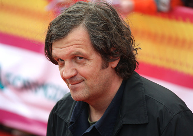 Emir Kusturica, director de cine serbio