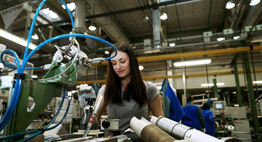 Fabricación de automóviles AvtoVAZ en la ciudad rusa de Togliatti