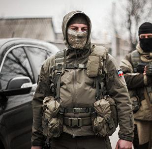 Milicianos de la RPD