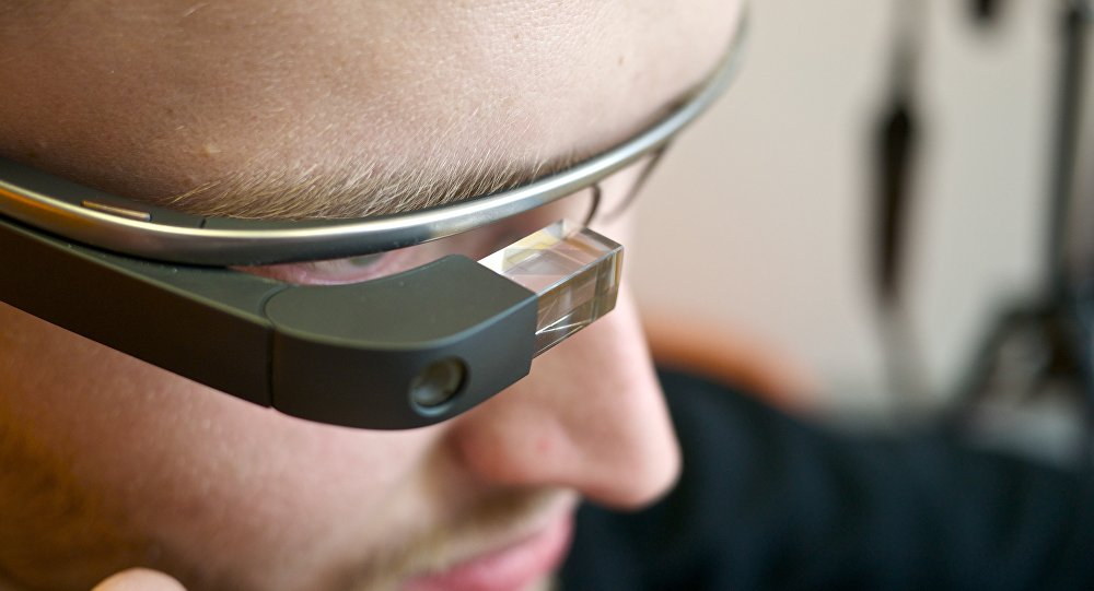 Las gafas inteligentes Google Glass