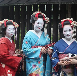 Geishas japonesas