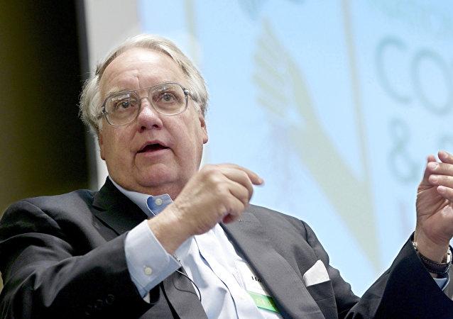 Howard G. Buffett, el filántropo estadounidense