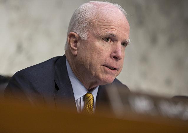 John McCain, senador de EEUU