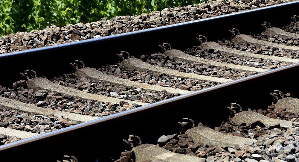 Un ferrocarril (imagen referencial)