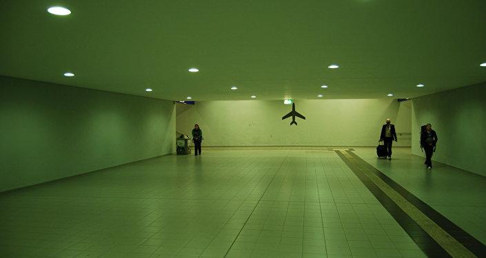 Aeropuerto Schoenefeld en Berlín (imagen referencial)