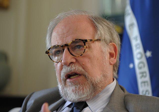 Marco Aurélio Garcia, exasesor de expresidentes de Brasil
