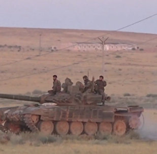 La incansable lucha del Ejército sirio contra Daesh en su avance hacia Deir Ezzor