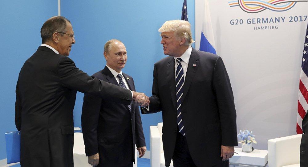 Trump y Putin tuvieron una reunión en Alemania que no fue revelada