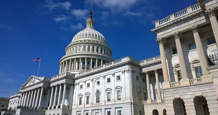 Senado de EEUU en Washington (imagen referencial)