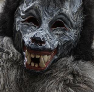 Un demonio (imagen referencial)