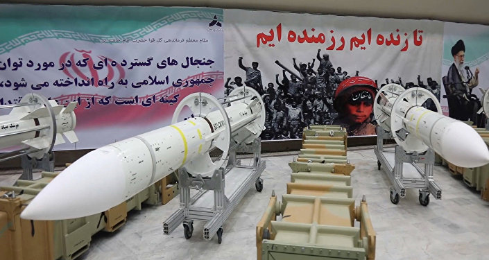 Misiles antiaéreos iraníes Sayyad-3