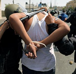 Situación en Jerusalén