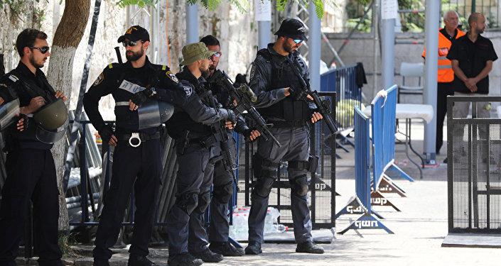 Policía de Israel