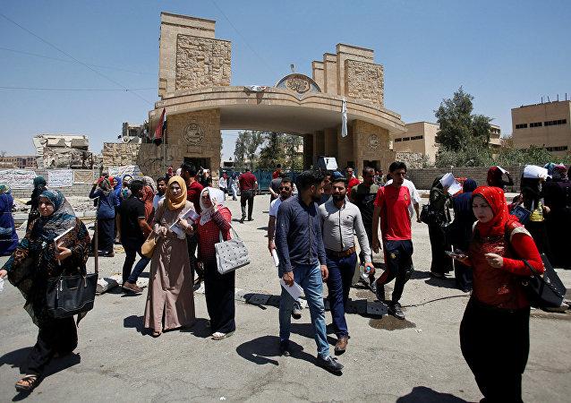 La situación en Mosul